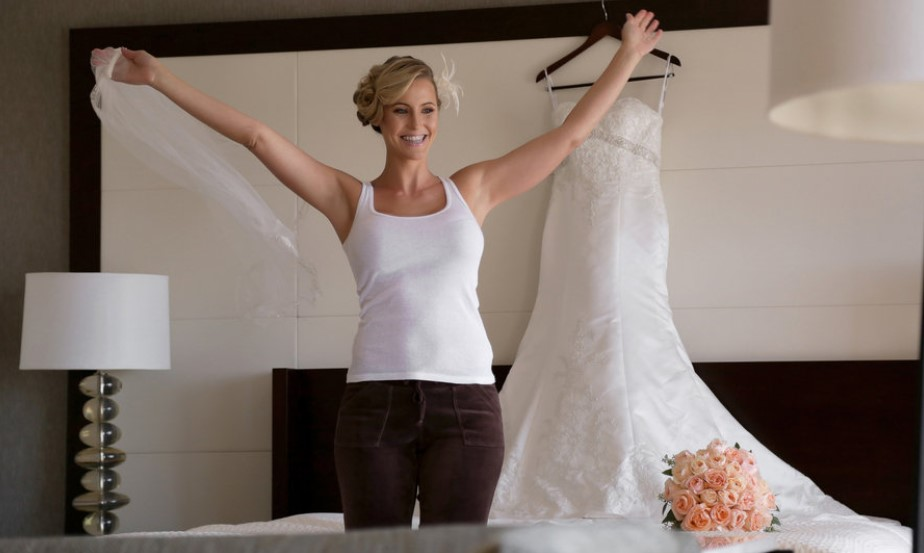 stress before your wedding