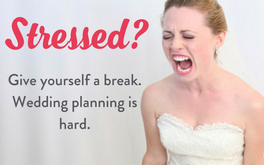 Wedding guide: How to relieve stress before wedding?